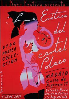 Roman Kalarus, La erotica del cartel Polaco, 2011