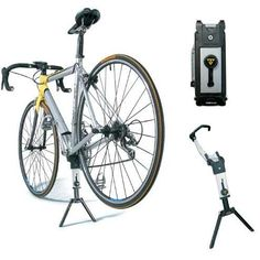 Cheap repair stand, Buy Quality topeak flashstand directly from China topeak bike stand Suppliers: Ultimate portable tune-up stand Topeak Flashstand PORTABLE Bicycle Bike MTB & ROAD Repair Stand with carry bag for travelling Cool Bicycles, Vintage Bicycles, Road Bike Accessories, Accessories Online, Bike Repair Stand, Online Bike, Bicycle Rack, Bike Parking, Bike Reviews