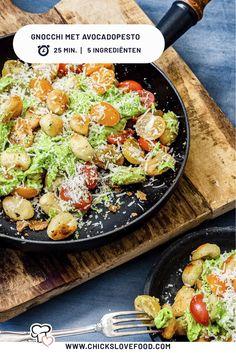 Avocado Pesto, Pasta Recipes, Dinner Recipes, Healthy Diners, Risotto, Avocado Recipes, Food Cravings, Quick Easy Meals, Pasta Salad