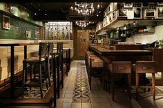 La Oliva Spanish restaurant by DOYLE COLLECTION, Tokyo