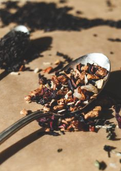 Loose Leaf Tea 101 - offbeat + inspired