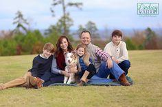 lindseyfaith photography; Central AR Photograph; Family Portrait Session