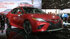 2018 Toyota Camry – New Generation of Camry Presented in Detroit
