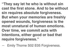 #Revenge #Forgiveness
