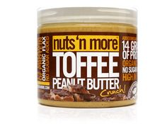 Nuts 'n More Toffee Peanut Butter