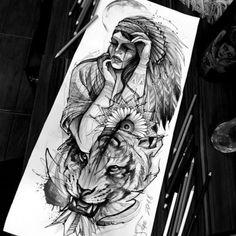Tattoo designs tattoos tattoo designs, tattoos и body art ta Black Tattoos, Body Art Tattoos, Cool Tattoos, Tatoos, Blackwork, Drawing Artist, Drawing Sketches, Tattoo Designs For Women, Tattoos For Women