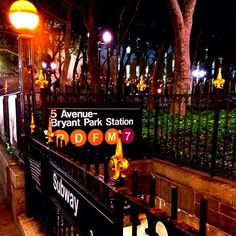 Always loved the entrance to this station... - @jeffreynyc