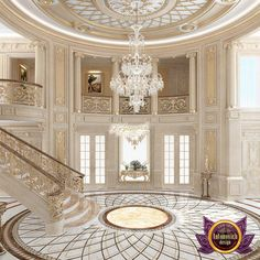 How to choose and buy a new and modern staircase – My Life Spot Interior Design Dubai, Luxury Homes Interior, Luxury Home Decor, Modern Interior Design, Mansion Interior, Floor Design, Ceiling Design, Luxury Homes Dream Houses, Decoration Design