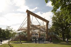 Gallery of Round-Up: The Serpentine Pavilion Through the Years - 21