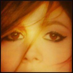 #work #makeupartist on #model #makeup for #photostudios #books  #MUA #lizmakeup using #nyxcosmetics