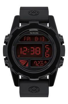 Nixon 'Star Wars™' Digital Watch, 44mm