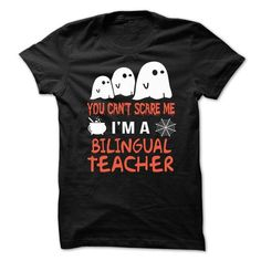 Bilingual Teacher T Shirts, Hoodies. Get it here ==► https://www.sunfrog.com/LifeStyle/Bilingual-Teacher-67381588-Guys.html?57074 $21.99