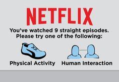 11 Suggestions We Wish Netflix Would Make @mundym11 @lindsayc2393 This is definitely needed