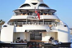 Palladium - 315 feet  ღ♥Please feel free to repin ♥ღ  www.boatbuildingsguide.com