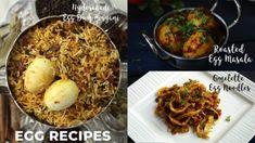 Egg Recipies Hyderabadi Egg Dum Biryani Ingredients: Eggs - 6 nos (boiled) For Frying Onions: Onions - 4 nos Oil - 1 Tbs. Egg Curry Recipe Video, Biryani Recipe Video, Chicken Dum Biryani Recipe, Egg Chilli Recipe, Veg Recipes, Spicy Recipes, Curry Recipes, Indian Food Recipes, Vegetarian Recipes