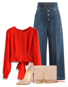 Designer Clothes, Shoes & Bags for Women Petite Outfits, Chic Outfits, Fashion Outfits, Sassy Clothing, Dinner Party Outfits, Fashion Capsule, Business Outfits, Fall Wardrobe, Polyvore Outfits