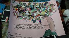 Precioso trabajo de uno de nuestros estudiantes #americasbicultural #cademyrd #cademy #teens #art Students, Studio, Artists, Art
