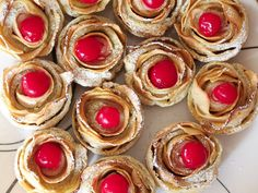 Lotus Orbs may be a situational item, but this apple pastry is core for any Dota 2 party. Puff pastry dough, apples, cream cheese, powdered sugar and cherries are all you need for this dota food.
