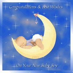 congrats on your baby boy | Congratulations to Mandalinn82!