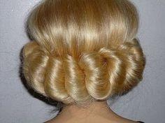 Причёска в греческом стиле с повязкой. Лёгкая причёска для средних и длинных волос - YouTube