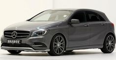 Brabus Mercedes A200 CDI
