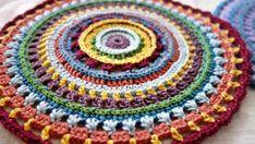 Joyful Mandala Croch