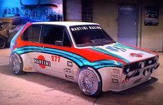 Mk1 Martini Racing