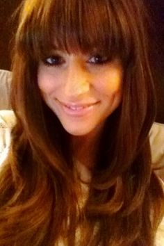 Gloriana's Rachel Reinert's new hairdo