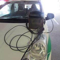 Tra le righe...: Attenzione al nuovo strumento elettronico usato per aprire le auto