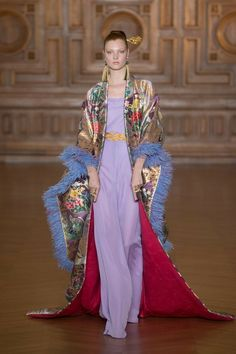 a325b75aeba5 YUMI KATSURA presented her Fall Winter Couture collection during the  ongoing Paris Haute Couture Week. Named The Awakening of Nature, the  collection is ...