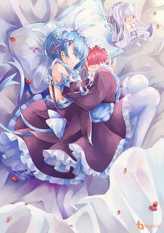 Mừng sinh nhật Ram và Rem - Những nàng hầu gái đáng yêu nhất thế giới!