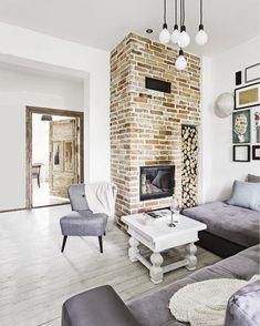 Interior Design Inspiration, Home Decor Inspiration, Interior Design Living Room, Living Room Designs, Home Living Room, Living Spaces, Floor Design, House Design, Doors And Floors