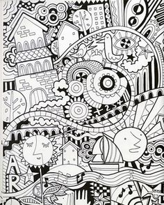 who is the author of The Big Beautiful Coloring Book - Google Search