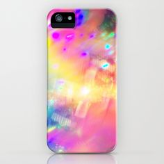 """""""Party Time"""" iPhone & iPod Case by Gera Luz - $35.00"""