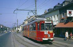 Aachen Tram