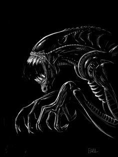 Alien - BlackToe.deviantart.com