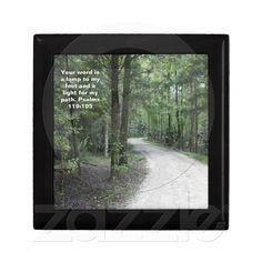 The Path Gift Boxes from Zazzle.com