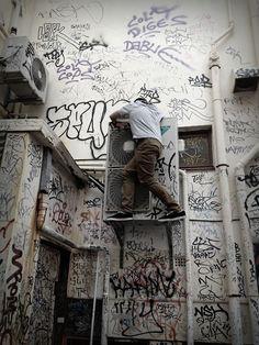 graffiti marijuana indie street Grunge boy guy building adventure Streets the hundreds graff climbing the hood huff perth city home of the p...