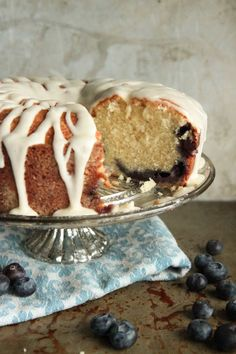 A CUP OF JO: The Best Blueberry Coffee Cake