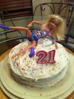 dream cake for my 21st