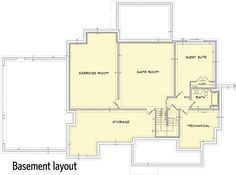Plan Country Home with Front Office Double Entry Doors, Front Office, Shared Bedrooms, Fireplace Wall, Large Bedroom, Window Wall, Game Room, Master Suite, Curb Appeal