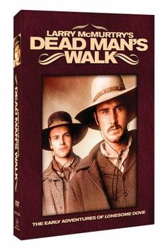 Prequel to Larry McMurtry's Lonsome Dove series, this film follows Woodrow Call (Jonny Lee Miller) and Gus McRae (David Arquette) on their early adventures in the 1840's Texas badlands. Very enjoyable if you like westerns.