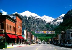 My dream town. Telluride, CO