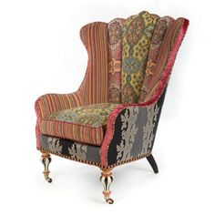 Haute House Peacock Chair Upholstered Chairs