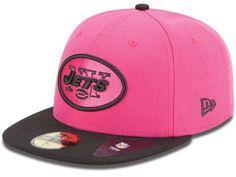 7353d2e8e New York Jets NFL Inverse 59FIFTY Cap Hats