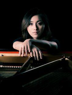 Ella Xunhuan Zhou, concert pianist. Photographed in Brazil.