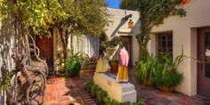 Charming Carmel Courtyards & Secret Passageways | Carmel-by-the-Sea, California