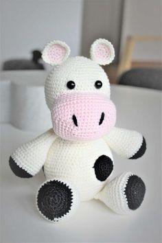 Ritta siger god dag derude hallo there hellip Kawaii Crochet, Cute Crochet, Crochet For Kids, Crochet Yarn, Crochet Toys, Easy Crochet Patterns, Crochet Patterns Amigurumi, Crotchet Animals, Magic Circle Crochet