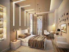 Эксклюзивный дизайн интерьера квартиры в Киеве