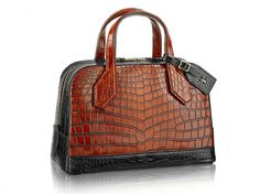 Louis Vuitton Dora PM Crocodile